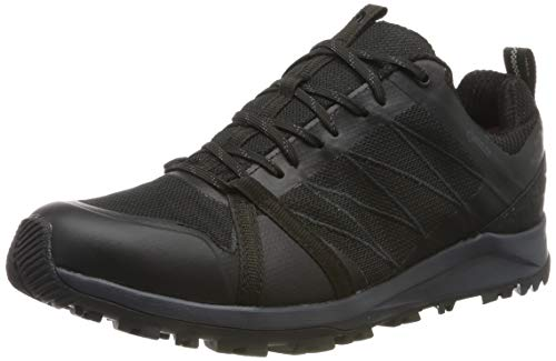 THE NORTH FACE M LW Fp II GTX, Zapatillas de Senderismo para Hombre, Negro TNF Black/Ebony Grey CA0...