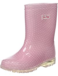 Be Only Dotty Kid Flash, Bottes de Pluie Fille