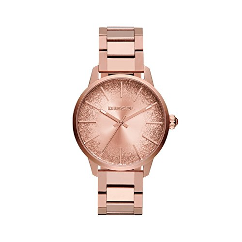 Diesel Women's Analogue Quartz Watch with Stainless Steel Strap DZ5567