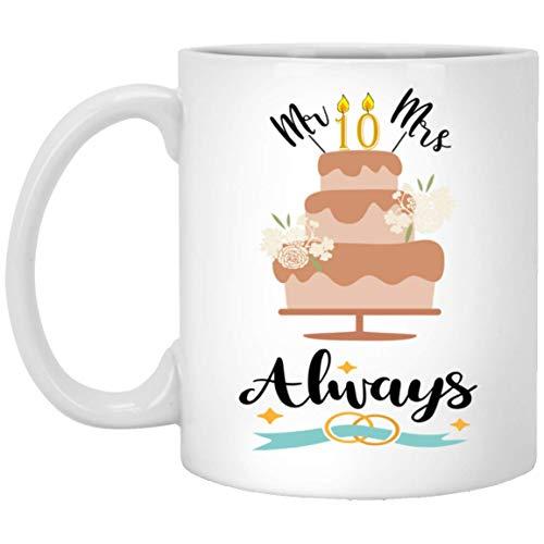 288eb8a2cdc 10th wedding anniversary gifts il miglior prezzo di Amazon in ...