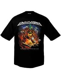 Gamma Ray Master of Confusion 701512 Herren T-Shirt