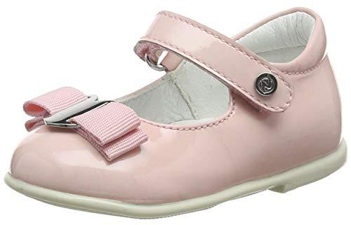 Naturino jete', ballerine con cinturino alla caviglia bambine e ragazze, (rosa 0m02), 24 eu