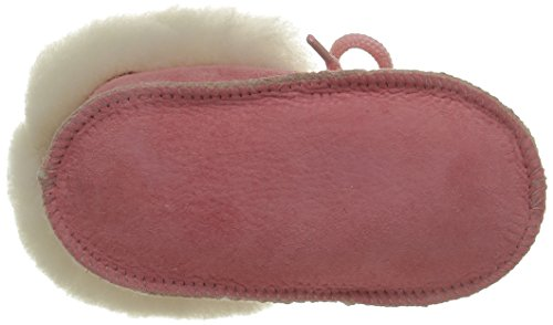 Little Mary Baby Mädchen Bb Polaire Krabbelschuhe Pink (Chabraque RosaChabraque Rosa)