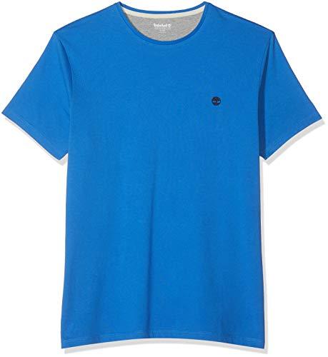 e81e4653e1a215 Timberland SS Crew Chest Logo Tee T-Shirt Uomo