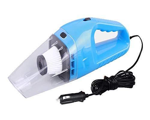 SCDSRQ Verbesserte Handvakuum Schnurlose Reiniger Wiederaufladbare, 14.8V Tragbare Powerful Cyclonic Saug Handstaubsauger mit Quick Charge, Leicht Wet Dry Lithium (Color : Blue)