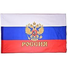 Bandiera Russia Russo Empire Imperiale–90x 150cm -