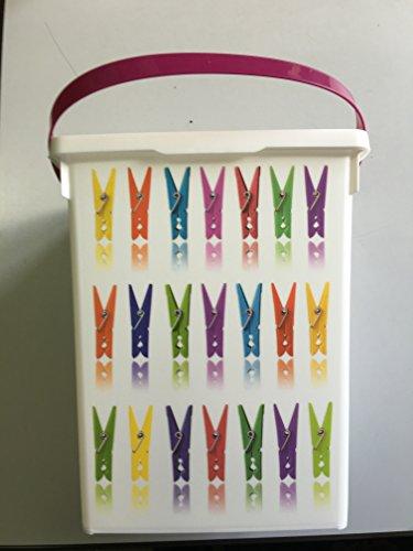 Preisvergleich Produktbild Waschmittelbehälter mit Deckel,H205 Vorgänger 41444