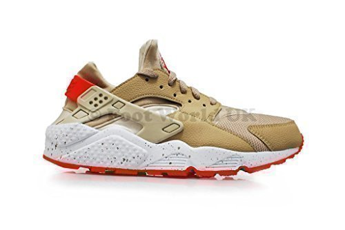 Nike Air Huarache, Chaussons Sneaker Homme beige