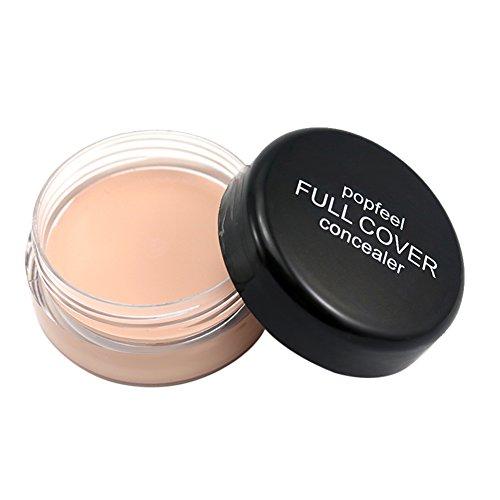 Rrimin Cosmetic 3D Concealer Face Contour Makeup Powder Foundation Cream (FC01)