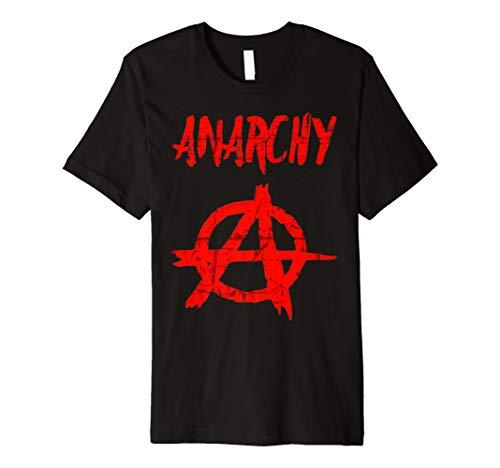 Anarchie Shirt (Anarchie-shirt Für Frauen)