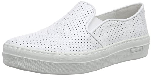 Ca'Shott 13000, Baskets Basses femme Blanc - Weiß (White Baltimore 380)