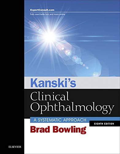 Kanski's Clinical Ophthalmology E-Book: A Systematic Approach (English Edition)