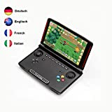 Womdee Console de Jeu Portable Gameboy Advance X18 Playstation Portable Machine de Jeu Support Gloud Games, PPSSPP - PSP Emulator FS Emulator GBA