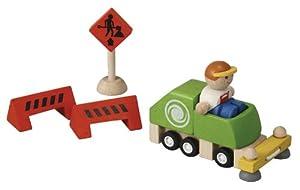 PLAN TOYS - Camión de Juguete (Toys PL6244) Importado
