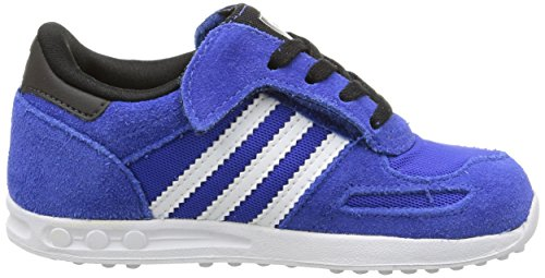 adidas La Trainer, Chaussures Mixte Adulte Bold Blue/Ftwr White/Bold Blue