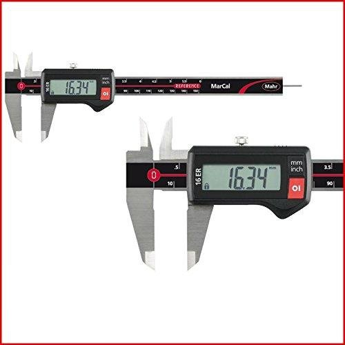 Mahr Marcal Digital Calibre Vernier (16 unidades 150 mm