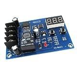 FLAMEER Interruptor de Control del Cargador de Batería XH-M603 Accesorio de Aplicación Industrial