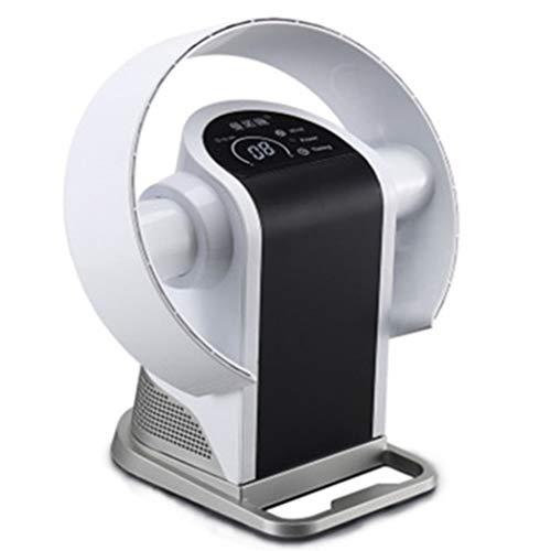 Ventilador sin aspas Ventilador ultra silencioso, sin alas, ahorrador de energía, montado en la pared...
