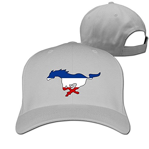 Particular Ford Mustang Baseball Cap - Adjustable Hat - Black