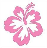 NS-FX Fleur d'hibiscus-Hawaiian-Voiture, Camion, Ordinateur Portable, Autocollant Vinyle # 1019