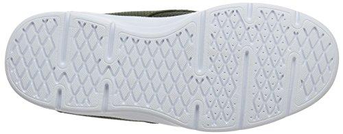 Vans Unisex-Erwachsene UA ISO 1.5 Sneakers Grün (Mesh)