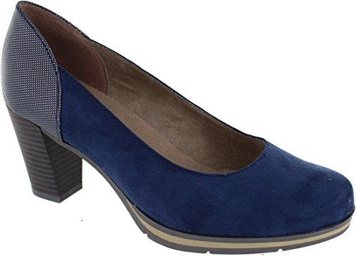 Jana 88 22462 28 805, Scarpe col tacco donna Blau