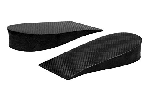 Height Increasing Upto 2 Cm 1 Layers Shoes Insoles For Men Women (1 Pair) Pu Foam 3/4 Length Orthotic Shoe Insole  available at amazon for Rs.318