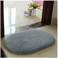 Bagno Bagno Camera Piano doccia zona Mat tappeto antiscivolo stuoie ovali