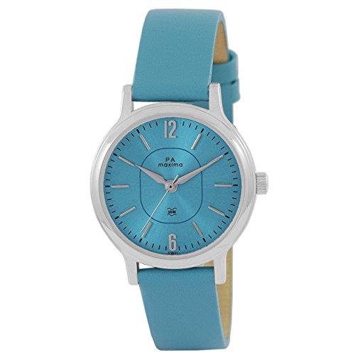 MAXIMA Analog Blue Dial Women's Watch - 51631LMLI