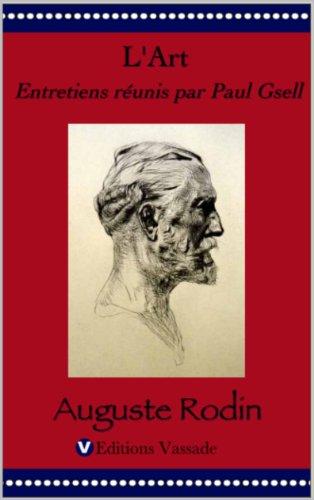 L'Art, Entretiens Réunis par Paul Gsell