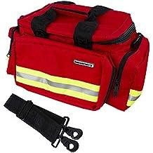 2bdd4fd7d7 Borsone rosso per le emergenze di primo soccorso | Valigetta per il kit di  pronto soccorso