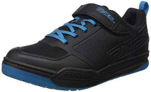 O'NEAL Flow SPD Dirt MTB Fahrrad Schuhe schwarz/blau 2020 Oneal: Größe: 45
