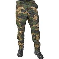 normani Lange Jagdhose Jägerhose aus robustem Baumwollmischgewebe in verschiedenen Farben