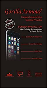 Gorilla Armour Premium Tempered Glass for Samsung Galaxy S6 Edge