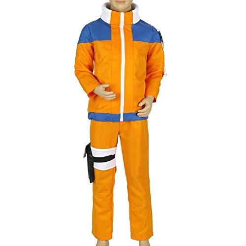 DXYQT Cosplay Anime kostüm bühnenkostüm Halloween kinderkleidung Welt Buch Tag kostüme für Kinder,Orange-120