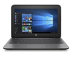 HP Pavilion S002TU 11.6-inch Laptop (Celeron N3050/2GB/500GB/Windows 10/Intel HD Graphics), Twinkle Black