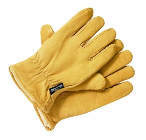 Dickies Forro Thinsulate Guantes de Piel Acolchada
