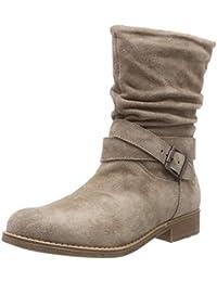5116af8724afc9 Suchergebnis auf Amazon.de für  tamaris stiefelette taupe  Schuhe ...
