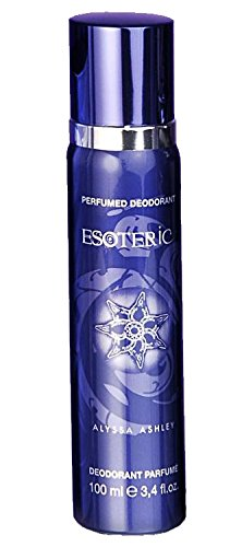 Alyssa Ashley Esoteric Femme/Women, Deodorant Spray, Vaporisateur/Spray, 1er Pack (1 x 100 ml)