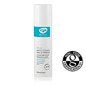 Green People Organic Gentle Cleanse & Démaquillant 200ml