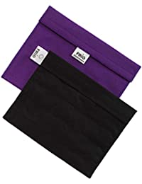 Frio - Bolsa isotérmica para mantener insulina, color morado, 21 x 15 cm