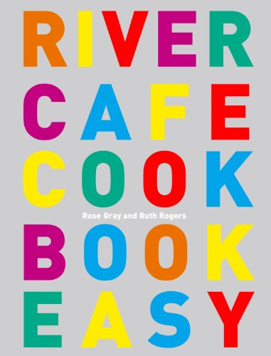 River Cafe Cook Book Easy (English Edition)
