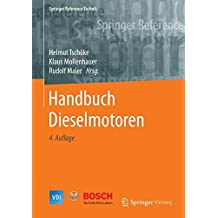 Handbuch Dieselmotoren (Springer Reference Technik)