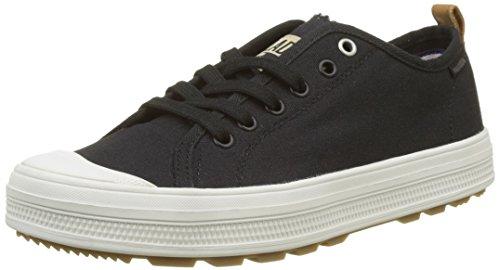Palladium Sub Low Canvas, Sneaker Uomo Nero (Black/lily White I49)