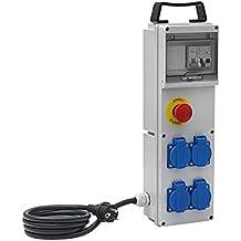 Chauffage de chantier electrique - Prise electrique en anglais ...