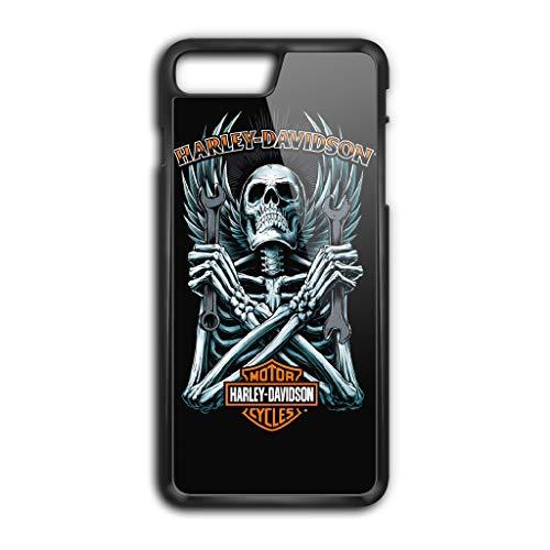 570c9bc828 DYMXDDM Funda iPhone 6 Plus Case/Funda iPhone 6S Plus Case HDON Tempered  Glass Back