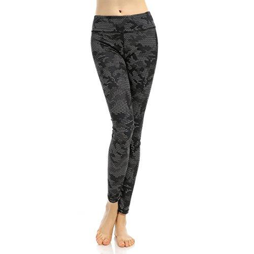 Leggings Womens Yoga SOUTEAM pantalones deportivos