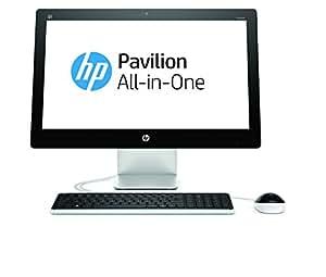 hp pavilion 23 q003nf ordinateur tout en un tactile 23. Black Bedroom Furniture Sets. Home Design Ideas