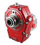flowfit Gusseisen PTO Getriebe & GRP 3Pumpe 97L/min 1: 3,5Verhältnis zz000624