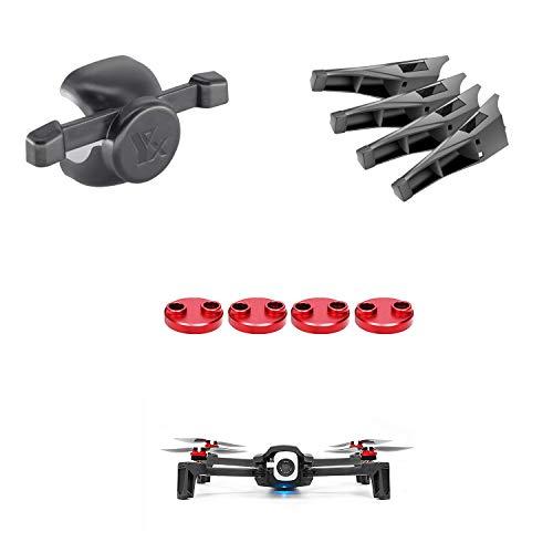 Tineer Accessories Kit Parrot Anafi Drone Protección Cap Moto Cover + Landing...